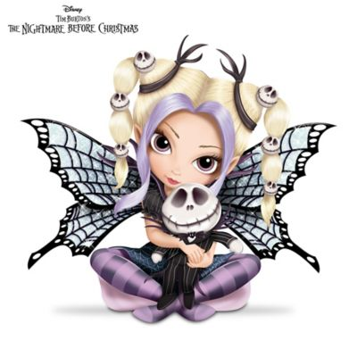 Jasmine Becket Griffith The Nightmare Before Christmas