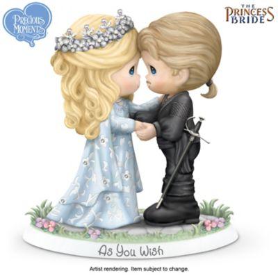 Precious Moments The Princess Bride As You Wish Figurine