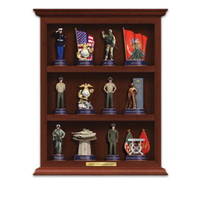 U S M C Curio Figurine Collection