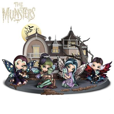 Jasmine Becket Griffith A Fairy Munsters Fantasy Figurine