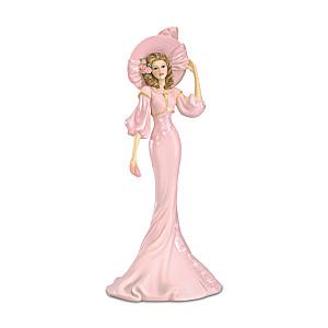 Hopeful In Pink Figurine