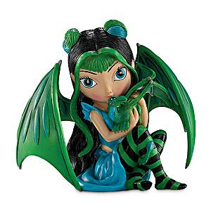 Aqua Figurine