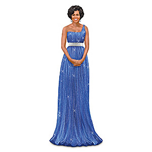 "Michelle Obama ""Ambassador Of Grace"" Fashion Figurine"