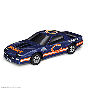 Chicago Bears Super Bowl XX Commemorative Car Sculpture