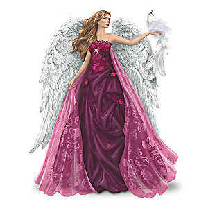 Nene Thomas Wings Of Love Fairy Art-Inspired Angel Figurine