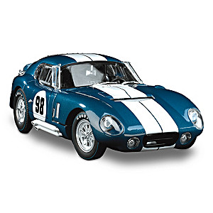 1:18-Scale 1965 Shelby Cobra Daytona Coupe Diecast Replica