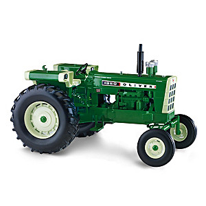 1:16-Scale Oliver 1950 Diesel Wide Front Diecast Tractor
