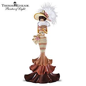 """Thomas Kinkade """"A Timeless Charm"""" Victorian Figurine"""