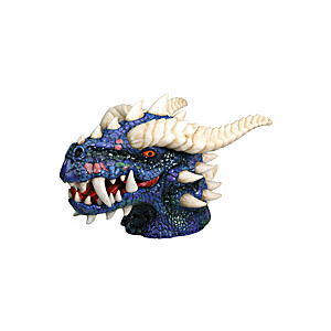 Dragon Head Jeroth Figurine