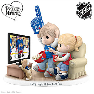 Precious Moments Rangers® Fan Porcelain Figurine