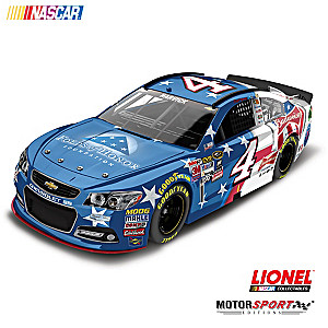 1:24-Scale Kevin Harvick No. 4 Folds Of Honor Diecast Car