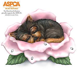 Blake Jensen Yorkie Figurine Supports ASPCA's Mission