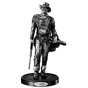 """John Wayne, The American Legend"" 85th Anniversary Sculpture"