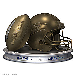 "Blake Jensen ""Seattle Seahawks Pride"" Sculpture"