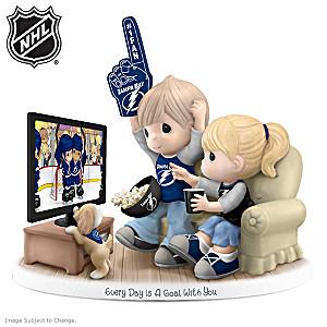 Precious Moments Tampa Bay Lightning® Fan Figurine
