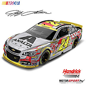 1:24-Scale Jeff Gordon No. 24 Axalta Homestead Diecast Car
