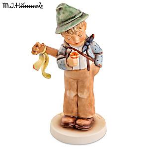 Authentic M.I. Hummel 80th Anniversary Porcelain Figurine
