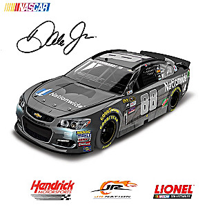 1:24-Scale Dale Jr. No. 88 Nationwide Batman Diecast Car