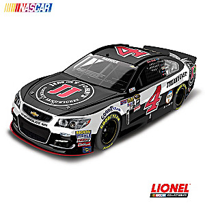1:24-Scale Kevin Harvick No. 4 2016 Jimmy John's Diecast Car