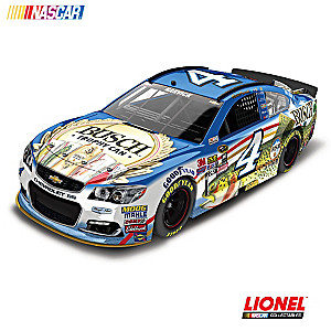 1:24-Scale Kevin Harvick No. 4 Busch Fishing Diecast Car