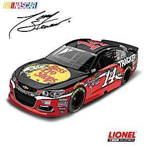 1:24-Scale Tony Stewart No. 14 Bass Pro Shops Diecast Car