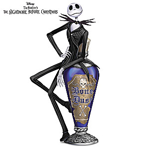 "The Nightmare Before Christmas ""Jack's Bone Dust"" Figurine"