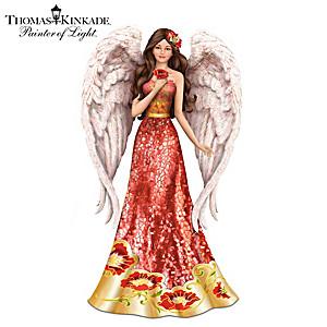 Thomas Kinkade Love Is A Treasure Figurine