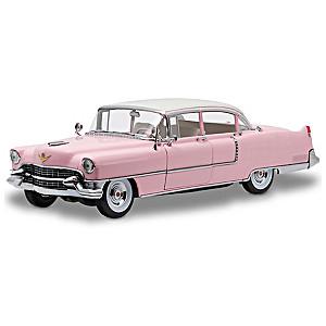 1:18 Elvis Presley™ 1955 Fleetwood Cadillac Diecast Car