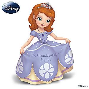 Disney My Granddaughter, My Joy Figurine
