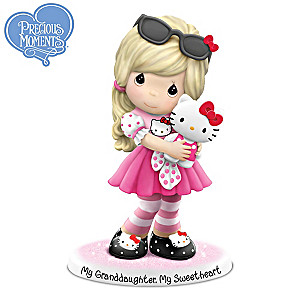 Precious Moments My Granddaughter, My Sweetheart Figurine