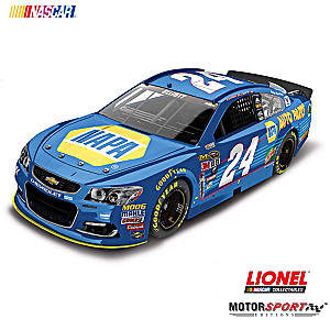 1:24-Scale Chase Elliott No. 24 NAPA 2016 Diecast Car