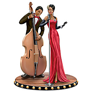 Keith Mallett's Soul Of Song Figurine