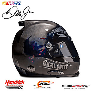 Dale Earnhardt Jr. #88 Batman NASCAR® Racing Helmet