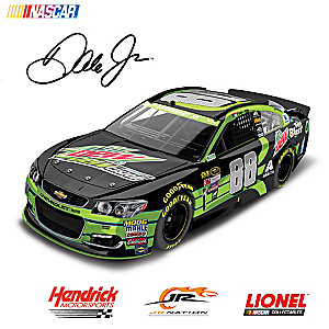 1:24-Scale Dale Jr. No. 88 DEWcision 2016 Diecast Car