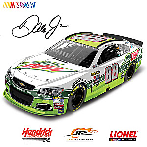 1:24-Scale Dale Jr. No. 88 Mountain Dew All-Star Diecast Car