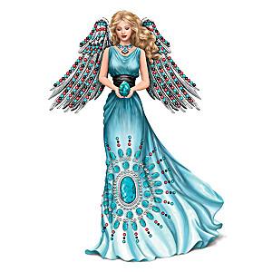 Turquoise Treasure Figurine