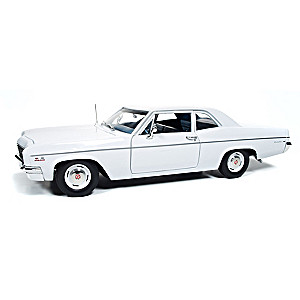 1:18-Scale 1966 Chevy Bel Air 427 Diecast With Moving Parts