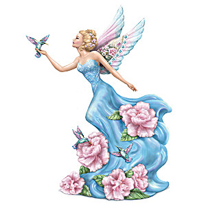 "Lena Liu's ""Whispers Of Brilliance"" Fairy Figurine"