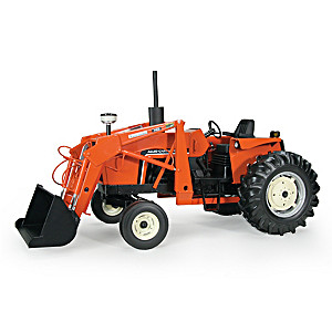 1:16-Scale Allis-Chalmers 6070 Diecast Tractor With Loader