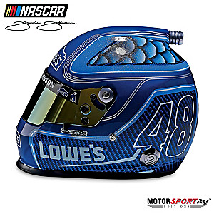 Jimmie Johnson #48 Lowe's NASCAR® Racing Helmet