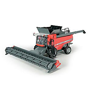 1:64-Scale Massey Ferguson 9545 Diecast Tractor