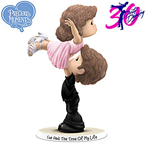 "Precious Moments ""I've Had The Time Of My Life"" Figurine"