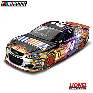 1:24-Scale Chase Elliott No. 24 SunEnergy1 2017 Diecast Car