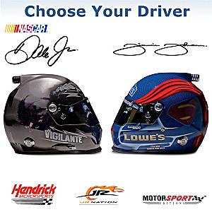 Choose Your Driver: Superhero NASCAR® Helmet