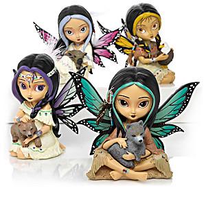 """Jasmine Becket-Griffith's """"Spirit Maidens"""" Figurines"""