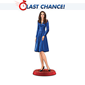 Catherine, Duchess Of Cambridge Fashion Figurine Collection