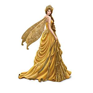 Seasonal Fairy Queen Figurines By Artist Brooke Gillette