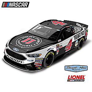 1:24-Scale Kevin Harvick No. 4 2017 Diecast Car Collection